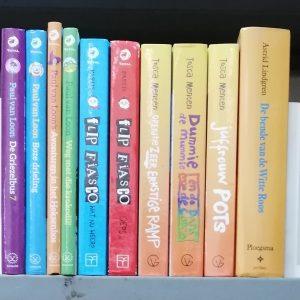 10 kinderboeken tas 7