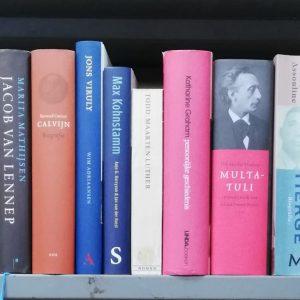 Boeken 10xbiografie tas 13