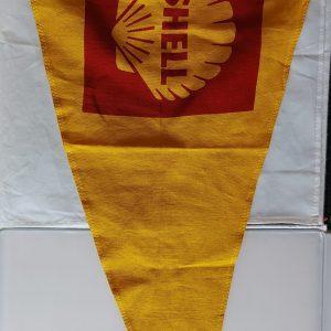 Vintage Shell vlag