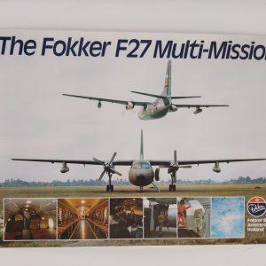 Fokker poster