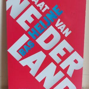 Staat van Nederland - Bas Heijne cover