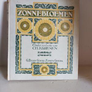 Zonnebloemen CH Krienen cover